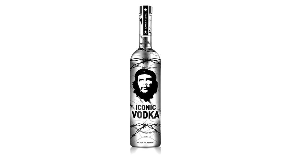 diseño de botella original