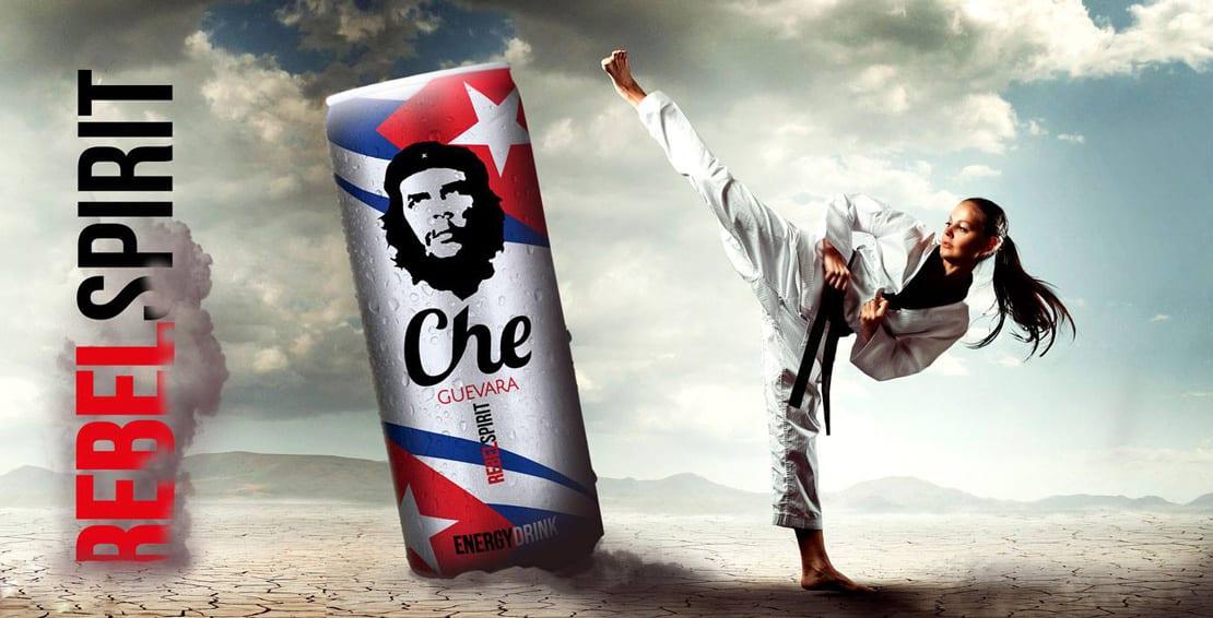Che, campaña original para empresa de bebidas