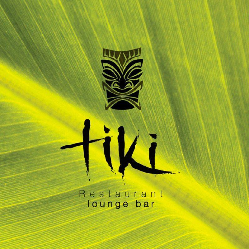 TIKI, innovador diseño para restaurante