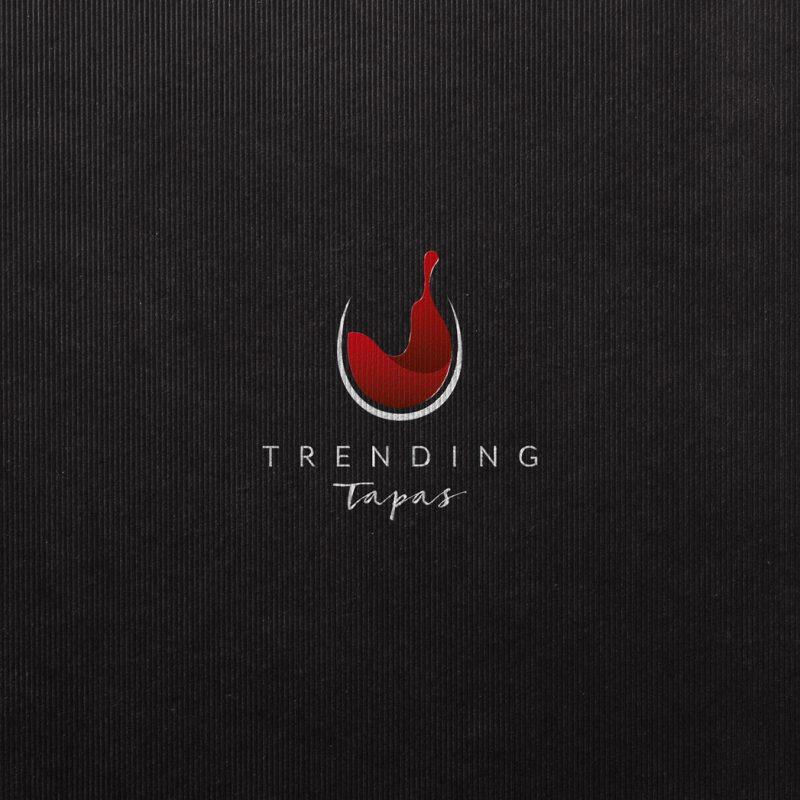 Trending Tapas, branding de marca para restaurante