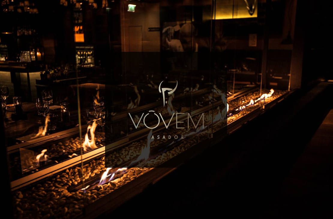 Vovem asador, brand name and branding