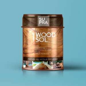 diseño de latas de pintura para marca internacional