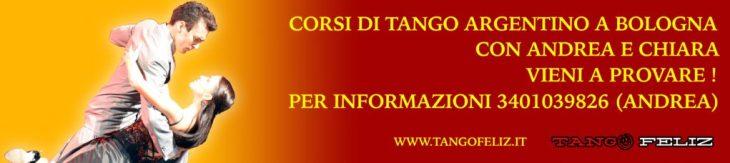 Andrea Vighi Chiara Benati corso intermedio Tango Bologna prova gratuita