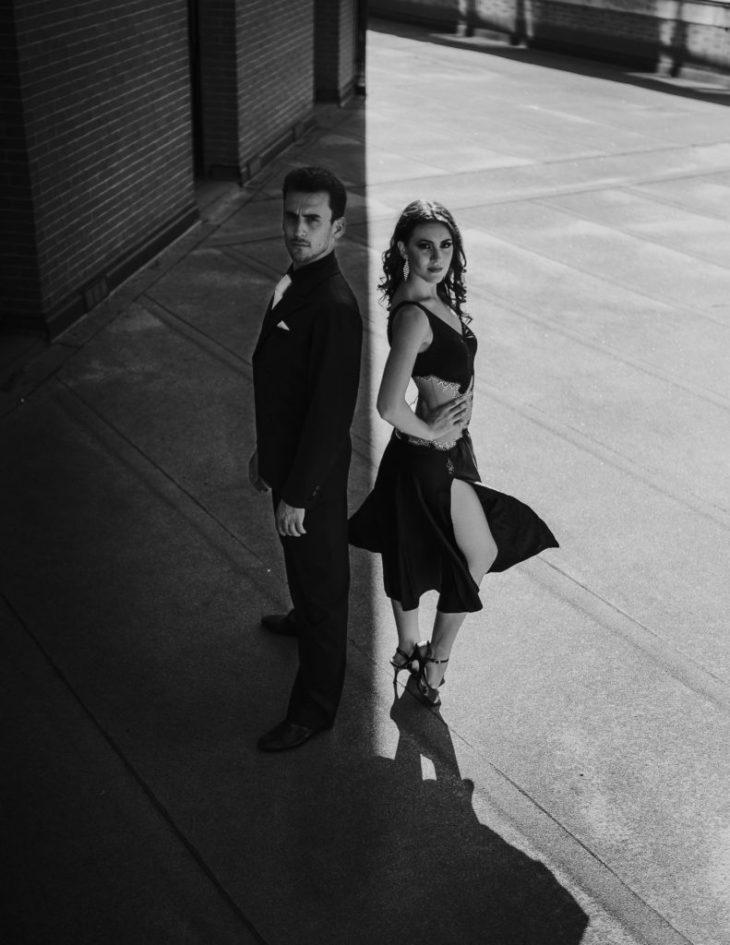 Andrea Vighi y Chiara Benati - Corsi di tango a Bologna