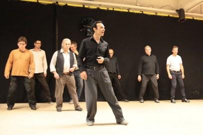 Tango La Luna Tangoles Oliver Marisa
