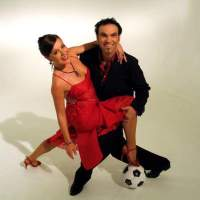 Oliver Koch & Marisa van Andel in La Luna Tango