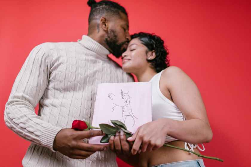 how to be romantic when you're not