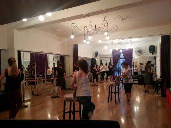 (Türkçe) Tango Nar Dans Kursu Kadin Teknik Dersi