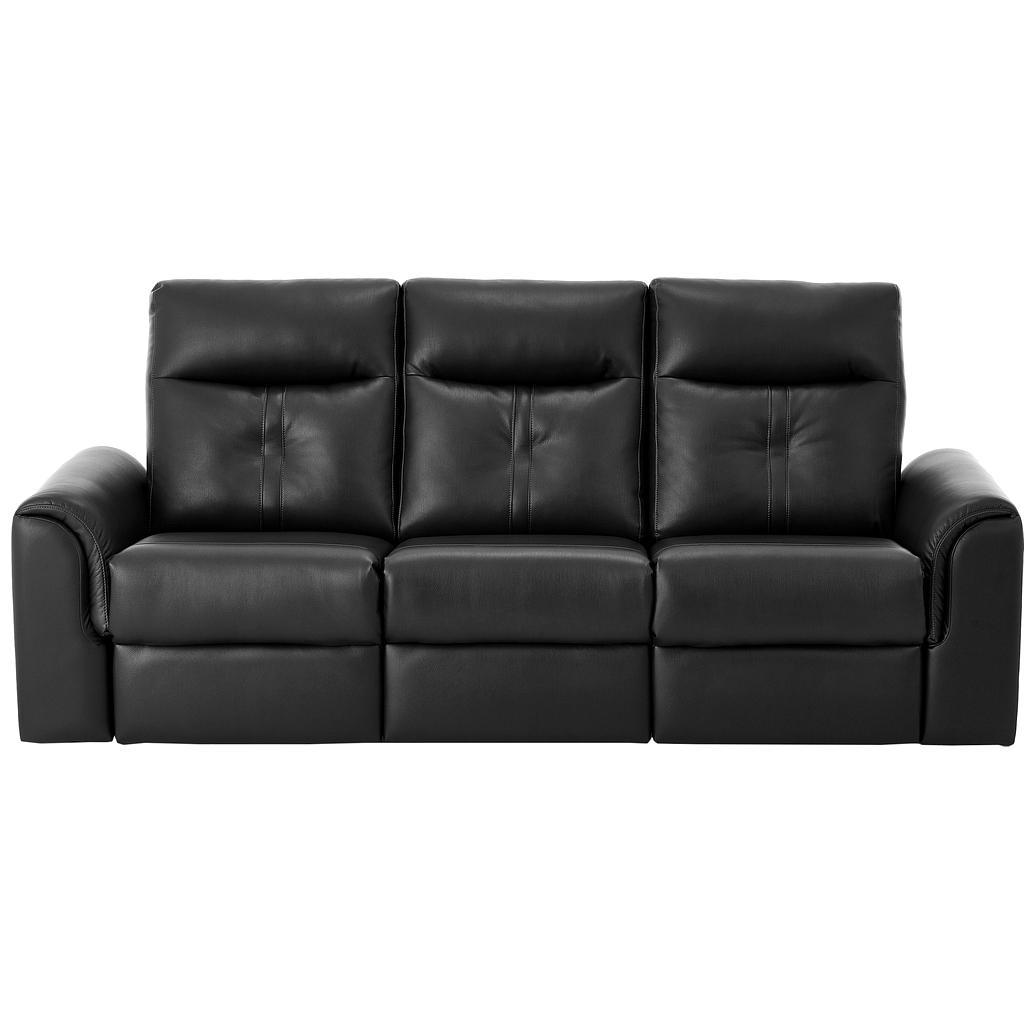 Sofa Tissu Inclinable Contemporain Tanguay
