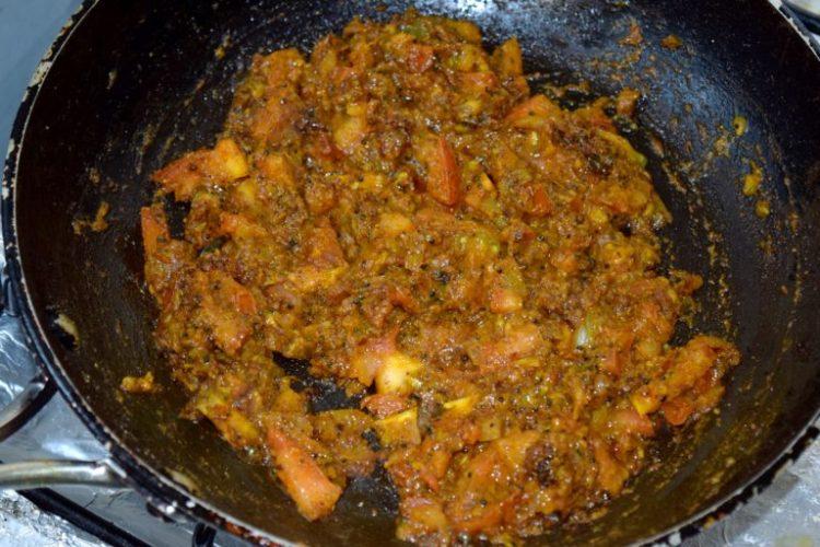Mustard Fish Curry