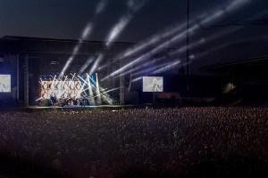 Koncert Eltona Johna w UK