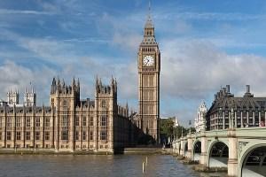 Przedterminowe wybory parlamentarne w Wielkiej Brytanii