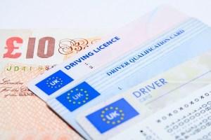Wymiana polskiego prawa jazdy na brytyjskie - UK - formularz D1 DVLA - poradnik