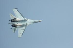 Mysliwce wojskowe RAFu Typhoon nad Northamptonshire - huk - grom dzwiekowy