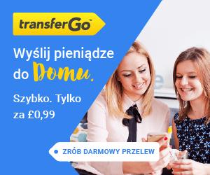 Transfer Go - tanie przelewy do Polski