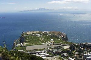 Gibraltar Wielka Brytania Hiszpania konflikt wojna