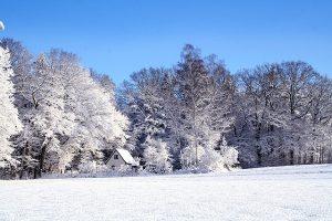 Śnieg w Wielkiej Brytanii - zdjęcia - filmy - zima 2017 - opady śniegu w UK