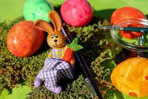 Wielkanoc w Wielkiej Brytanii - Święta Wielkanocne w UK - tradycje potrawy