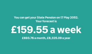 emerytura w uk