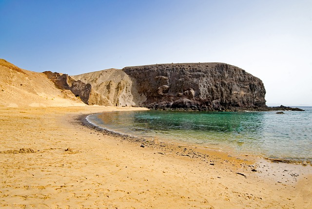 Lanzarote tanie wakacje na Wyspach Kanaryjskich