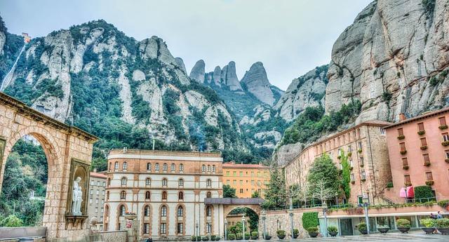 Klasztor Montserrat