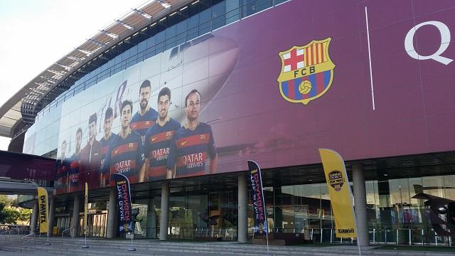 Stadion FC Barcelona Camp Nou