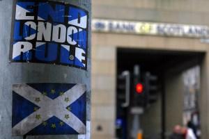 Szkocja niepodległość referendum w Szkocji
