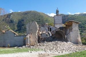 The Italian earthquakes