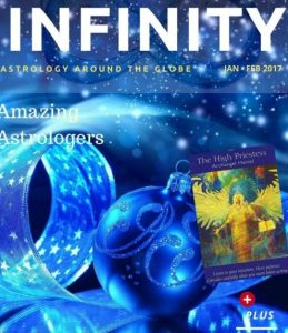 New horary column in the Infinity Astrological Magazin. Pick up your copy here!