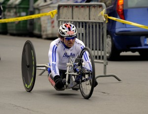 Alex Zanardi – stronger than his legs