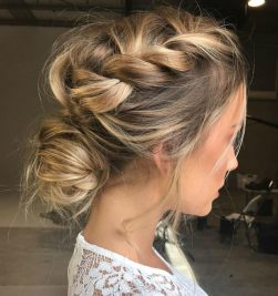 Bridal Hair Trends 2018 Naviina Salon Day Spa