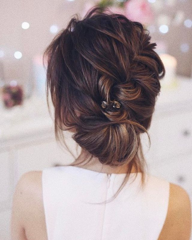 Image Result For Bridal Party Hairstyles For Long Hair