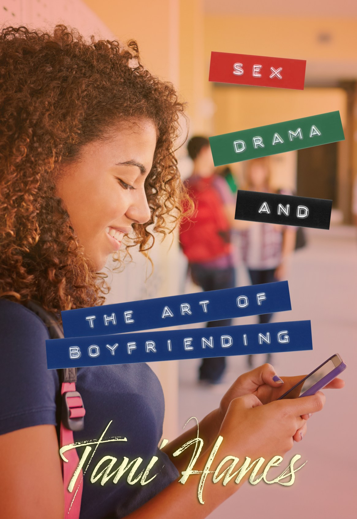 The Art of Boyfriending Cover