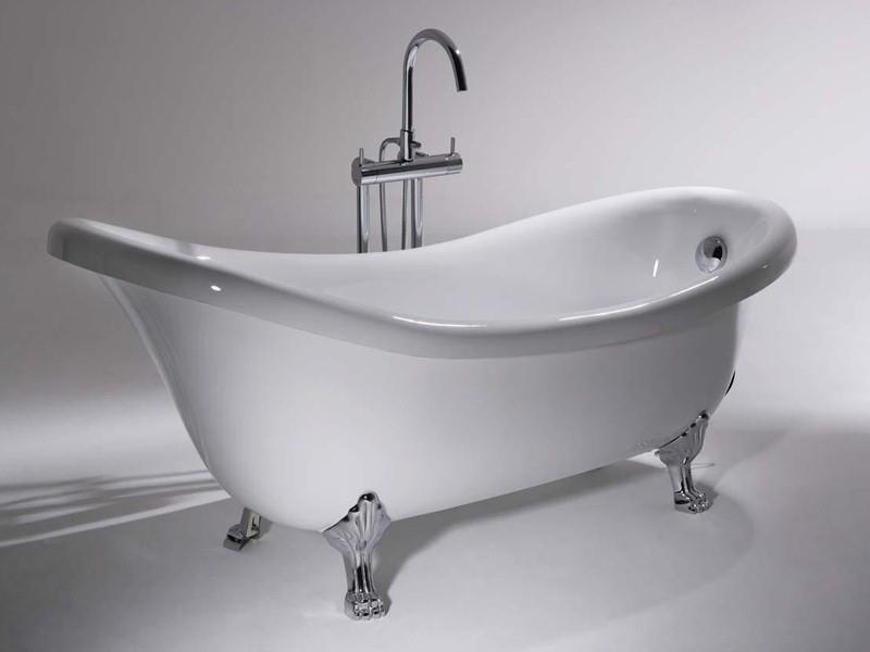 baignoire bravat sur pieds meubles et