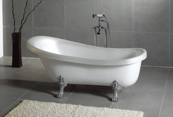 baignoire sur pieds meubles et