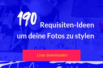 Produktfotos stylen - 190 Requisiten Ideen