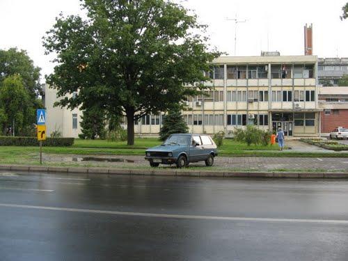 PU Pančevo