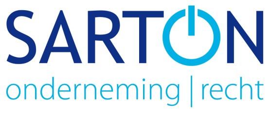 Logo voor Sarton onderneming recht