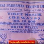 Harga Tiket Masuk Pulau Penyu Bali 2018