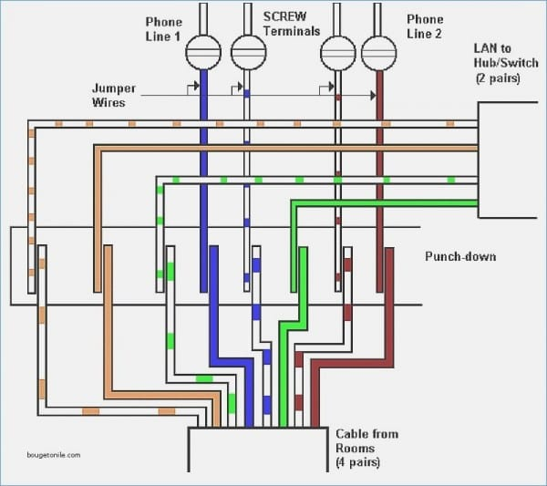 diagram telephone rj11 wiring reference diagram rj 11 full