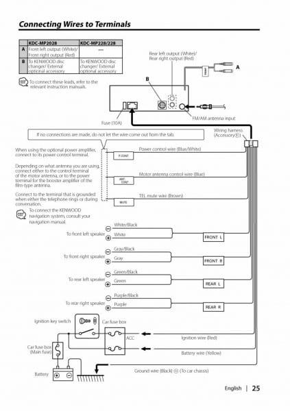 kenwood kdc 210u wiring diagrams  1993 350 engine diagram