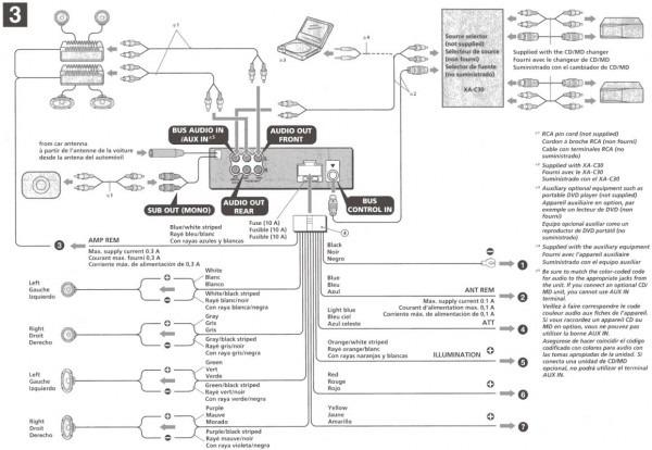 diagram kenwood head unit wiring diagram car full version