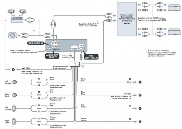 diagram sony cdx gt51w wiring harness diagram full version