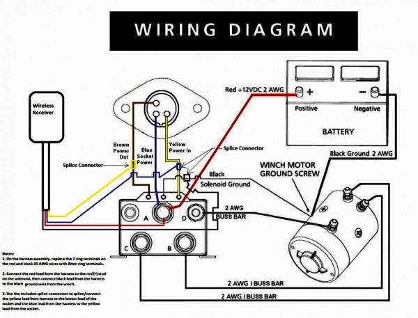 ramsey winch wiring diagram solenoid  window switch wiring