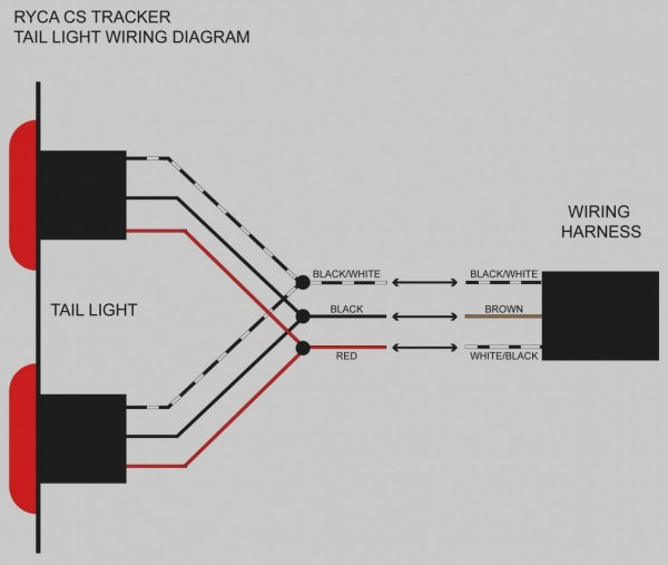 3 wire tail light wiring diagram 1998 bmw 740il fuse box
