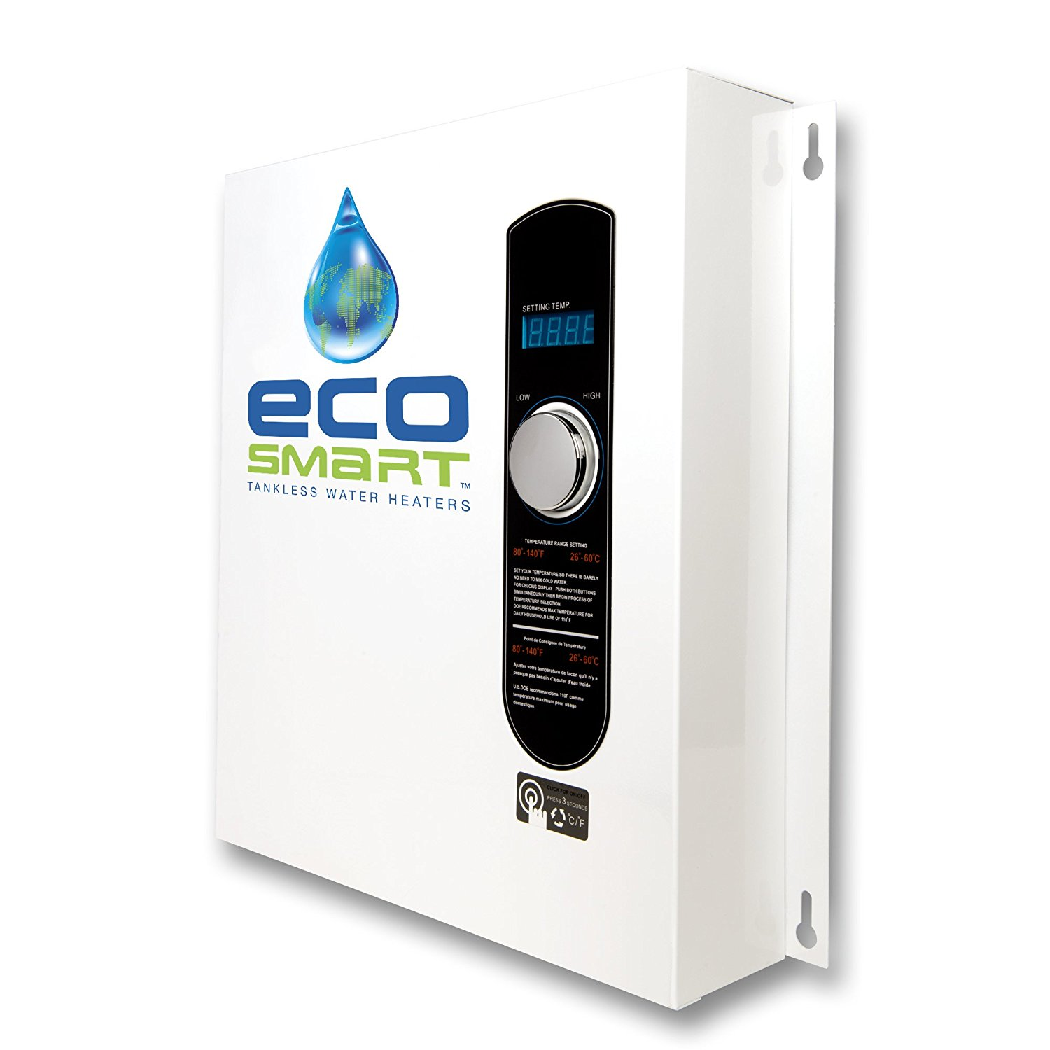 ECO 27 Best tankless water heaters