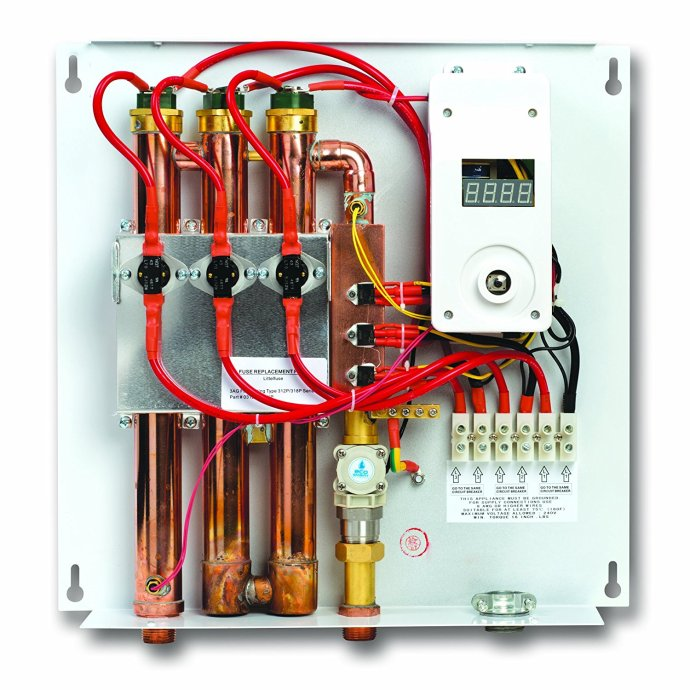 EcoSmart ECO 27 tankless hot water heater