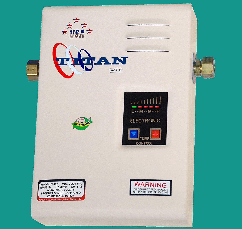 Electric SCR2 Titan N-120 Tankless Water Heater