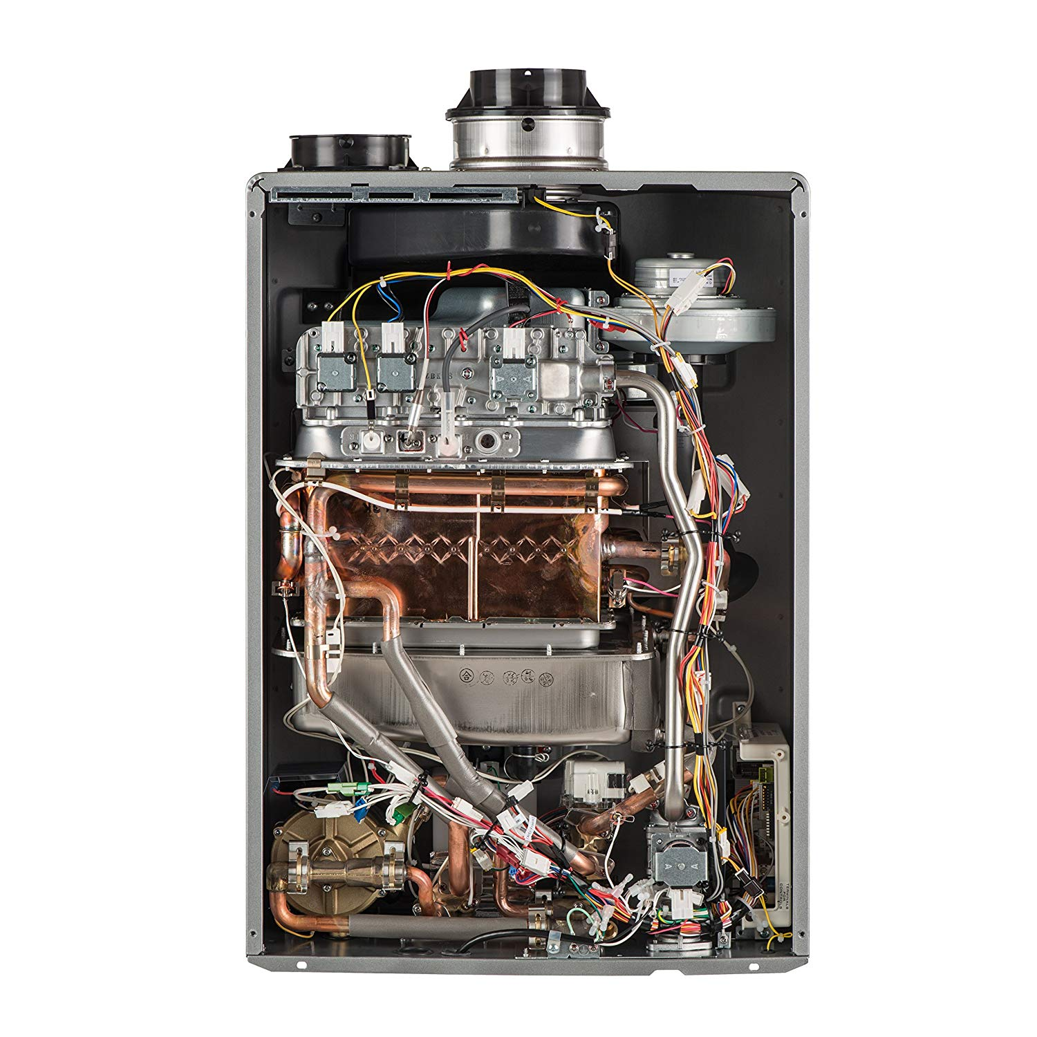 Rinnai RUR98iN 9.8 Max GPM Ultra Series Condensing Indoor Natural Gas Tankless Water Heater