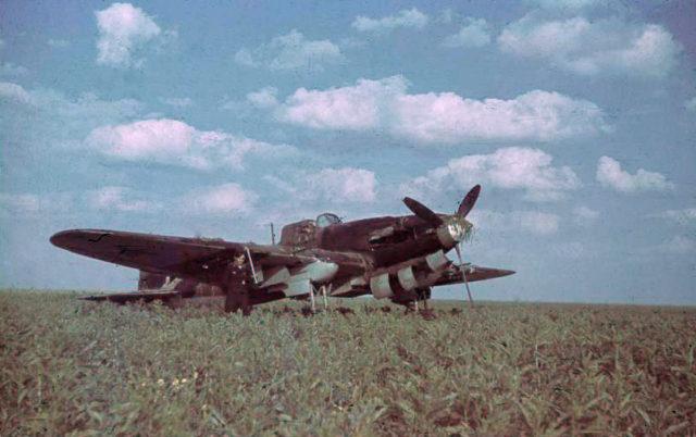 An Ilyushin Il-2 Sturmovik, Fall 1942, Ukraine